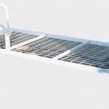 Для рабочих и строителей металлические кровати