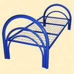 Металлические кровати для строителей, кровати для домов отдыха