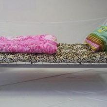 Одноярусные кровати металлические дешево