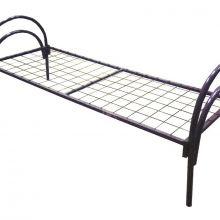 Недорогие кровати металлические для пансионатов от производителя